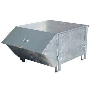 Deckel für Baustoff-Behälter Typ BBG/BBK/BBP