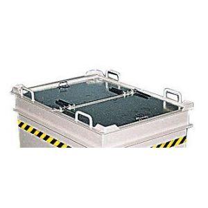 Deckel für Baustoff-Container Typ BC