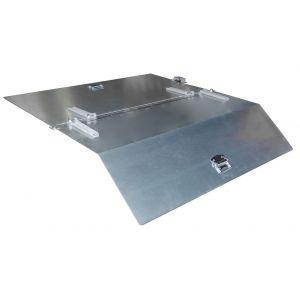 Deckel für Kippbehälter Typ GU-G/BSK-G/SB-G