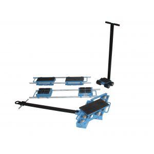 Schwerlastroller lenkbar Typ LSLR