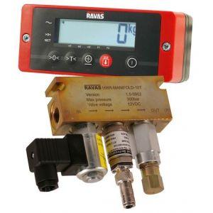 Hydraulisches Wiegesystem für Gabelstapler RAVAS RCS PLUS