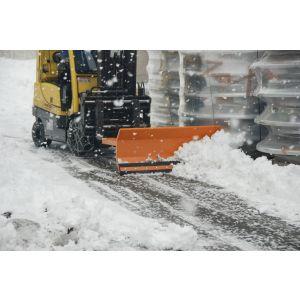 Schneeschieber Typ SCH-L