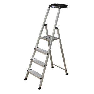 Safety Stufen-Stehleiter