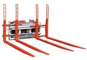 Durwen Doppelpalettengabel Typ DPK-C für 2-4 Paletten,  FEM 3, Tragkraft bis 2800 kg