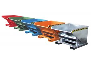Kippbehälter Typ EXPO - Farbauswahl