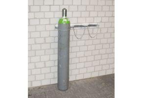 Gasflaschen-Wandhalterung Typ GWH