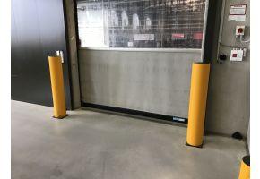 Poller Guardrail Tor