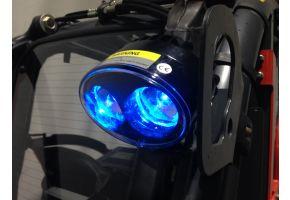 Blue Safety Light - optischer Rückfahrwarner