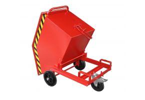 Kastenwagen Typ KW lackiert in RAL3000