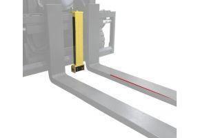 Laser-Gabelführungssystem
