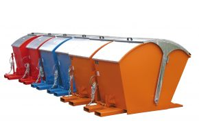 Kippbehälter Typ RD - Farbauswahl