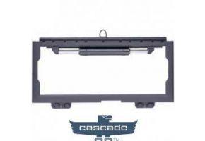 CASCADE Seitenschieber FEM2, Tragkraft 2500 kg, Breite 1040 oder 1150 mm