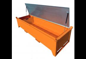 Leuchtstoffröhren-Box Typ SL-N 220