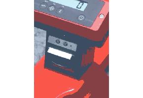 integrierter Thermo-Drucker für RAVAS-1100